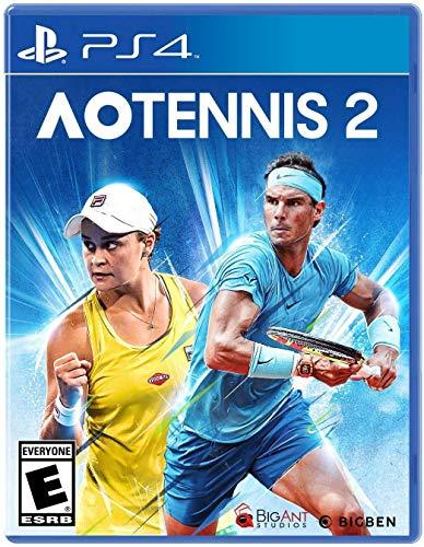 AO Tennis 2 (PS4) - PlayStation 4
