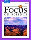 Focus on Science, Steck-Vaughn Staff, 0739891480