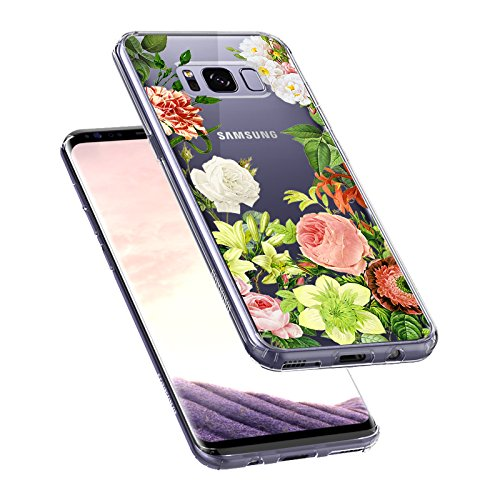Floral Case for Samsung Galaxy S8 Botany