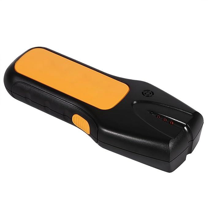 Detector de Pared,Detector de Metal,detector de cables y tuberias,Madera y AC Cable, Escáner de Pared, 3-En-1 Escáner De Stud Inteligente Detector De ...