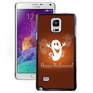 New Personalized Custom Designed For HTC One M9 Case Cover For Cute Halloween Ghost Phone