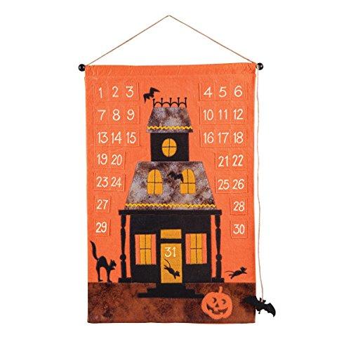 Gallerie II Halloween Banner Calendar