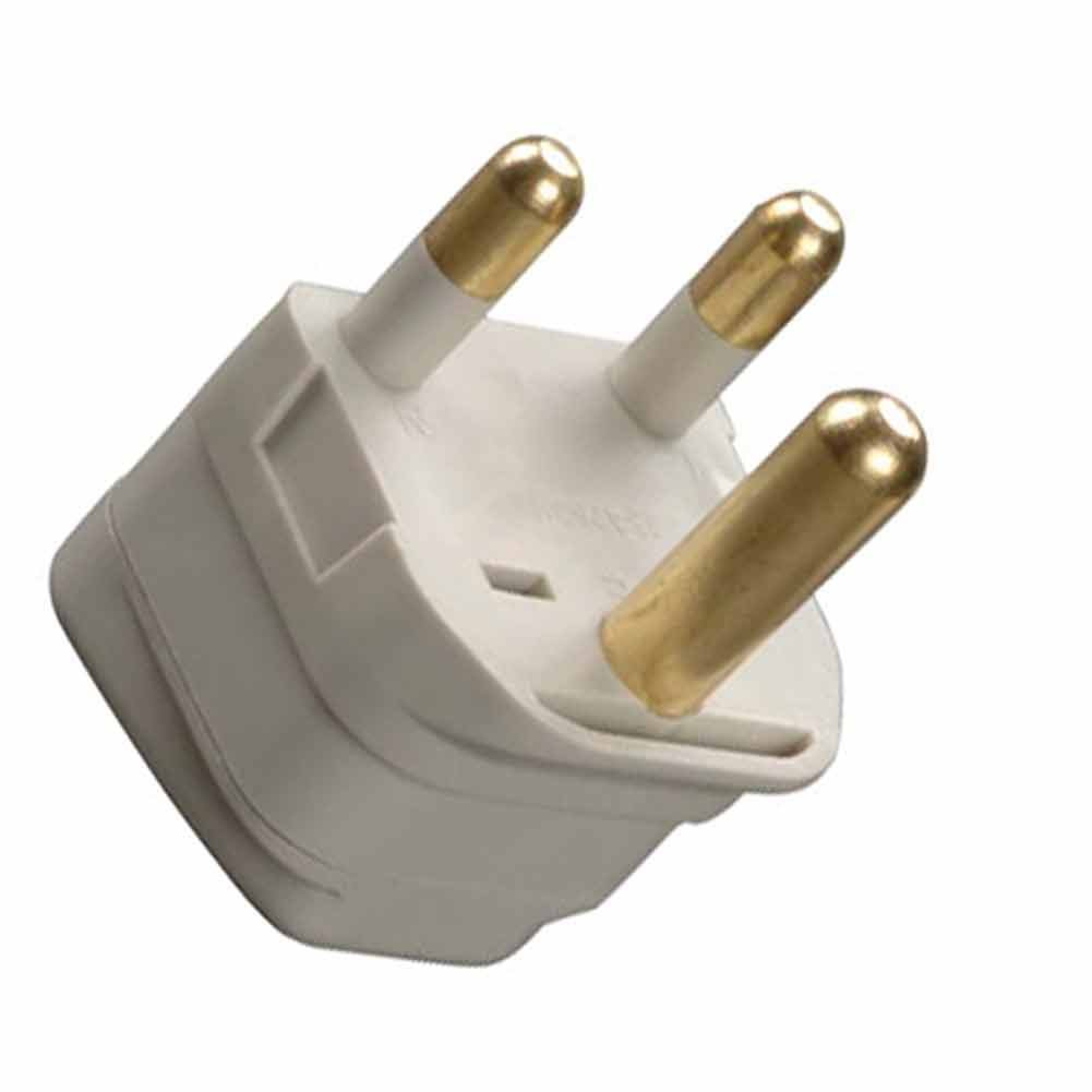 Amazon.com: Grounded Adapter Plug US to South Africa and Older Parts ...