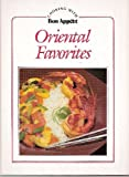 Oriental Favorites, Bon Appétit Magazine Editors, 0895351773