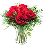 KaBloom Holiday Collection: Merry Red Roses and