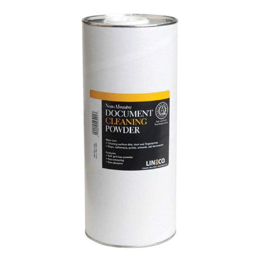 Lineco Document Cleaning Powder, 2 lb. Can (782-1000)