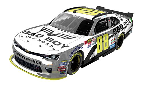Lionel Racing Kevin Harvick #88 Bad Boy Buggies 2016 Chevy Camaro Color Chrome NASCAR 1:24 Scale Diecast (Chrome Diecast Car)