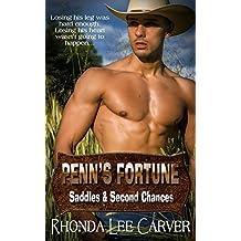 Penn's Fortune (Saddles & Second Chances Book 2)