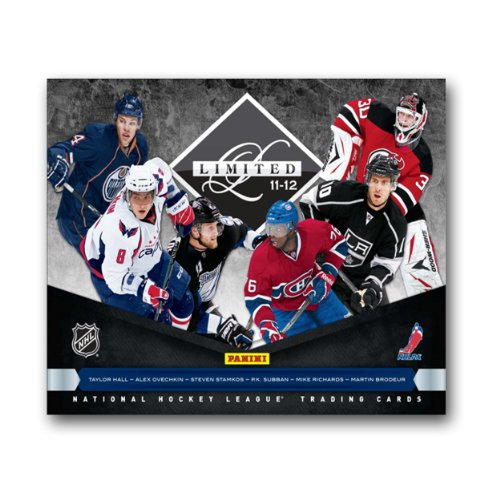 NHL 2011/12 Panini Limited (1 Pack)