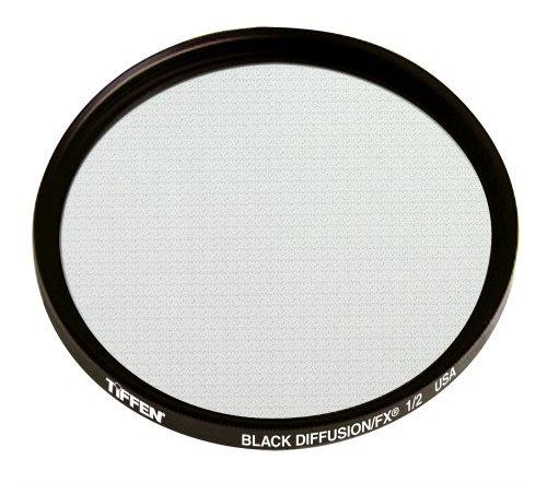 Tiffen 55BDFX12 55mm Black Diffusion 1/2 Filter [並行輸入品]   B07DZJ5BC5