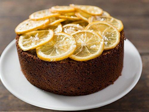- Lemon Olive Oil Cake