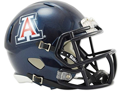 (NCAA Arizona Wildcats Speed Mini Helmet)