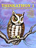 img - for Thinkathon 1: Activities to Encourage Critical and Creative Thinking book / textbook / text book