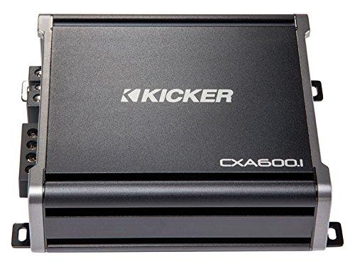 Kicker 43CXA6001 Sub Amplifier CXA600.1 Mono Amp 600W (Renewed)