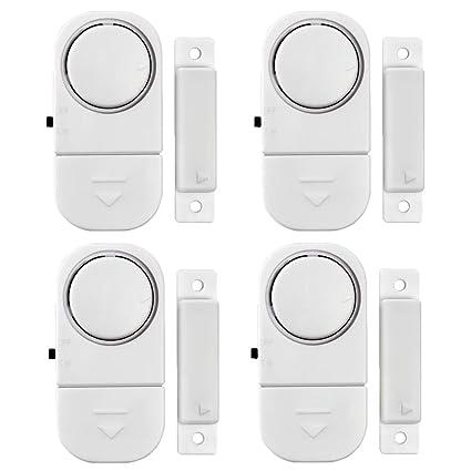 Burglar Alarm Cost >> Amazon Com Zxyww Security Burglar Alarm 70db Wireless Home