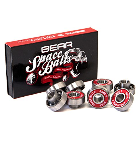 Landyachtz Bear ABEC 7 Space Balls Bearings