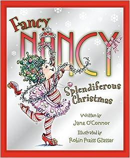 Image result for fancy nancy splendiferous christmas