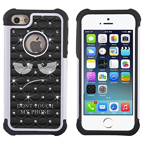 iphone 5 bling crystal case - 3