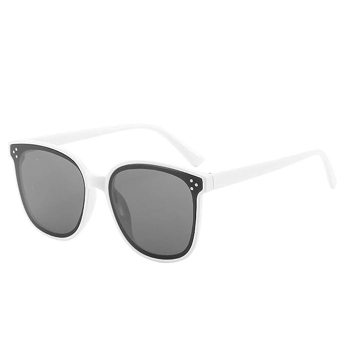 Daesar Gafas de Sol Hombre UV400 Gafas Sol Hombre ...