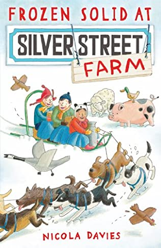 book cover of Frozen Solid at Silver Street Farm