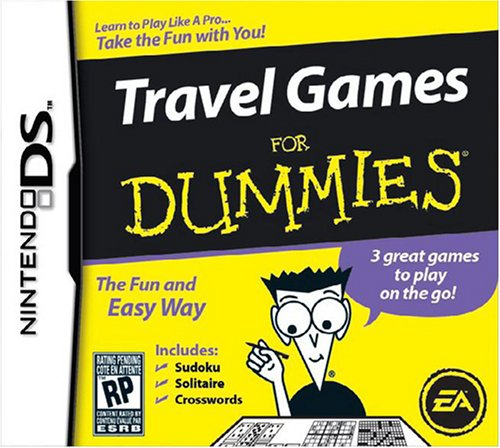 Travel Games for Dummies – Nintendo DS