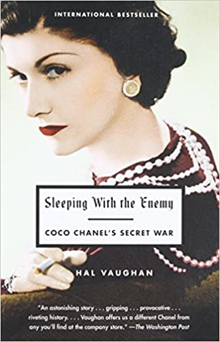 Image result for new book coco chanel  sleeping with the enemy