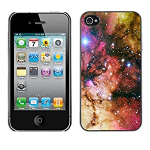 Stuss Case / Funda Carcasa protectora - The Brightest Pink Star - iPhone 4 / 4S