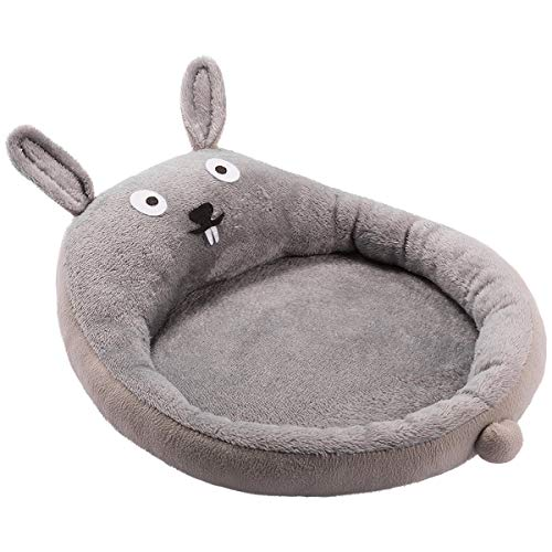 Hollypet Cooling Pet Bed for Summer Nest Rabbit Sleeping Mat for Cat and Small Dog
