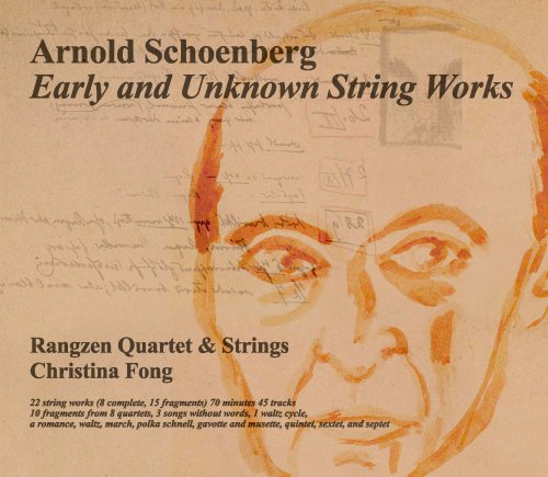 Early and Unknown String Works by CD Baby