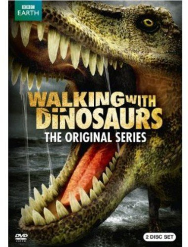 Walking With Dinosaurs - The Original TV Series (remastered) Various BBC Home Entertainment 28940911 British TV