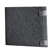 """Carbon Pre-Filter 38002, Activated Carbon Pre-Filter 16""""x48"""" Trim to Cut Sheets(1 pack) by CFS"""