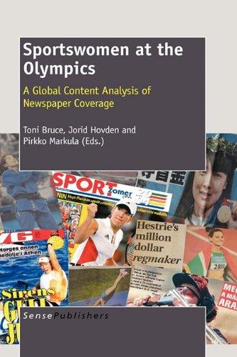 Download Sportswomen at the Olympics pdf