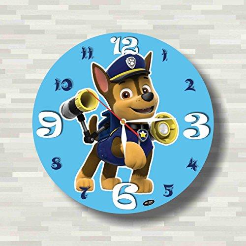 PAW Patrol Handmade Wall Clock