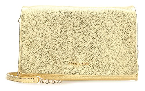Coccinelle Sibilla Clutch gold