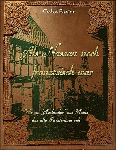 Als Nassau noch französisch war
