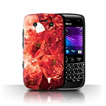 STUFF4 Phone Case / Cover for Blackberry Bold 9790 / July/Ruby/Harmony Design / Birth/Gemstone Collection