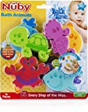 16-Piece Bath Tub Foam Animal Characters Case Pack 24