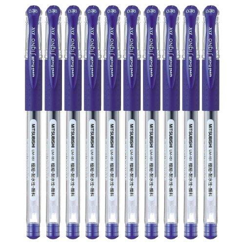 0.38 Mm Gel Pen - 7