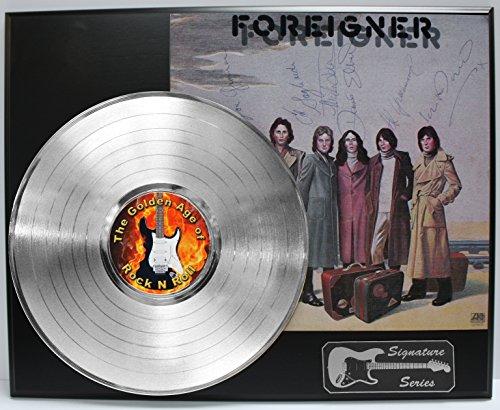 8 best foreigner platinum