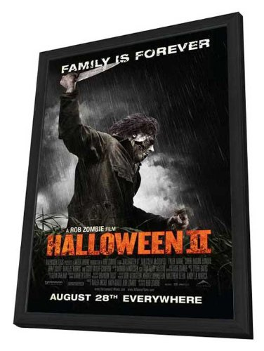 Halloween 2 - 27 x 40 Framed Movie Poster