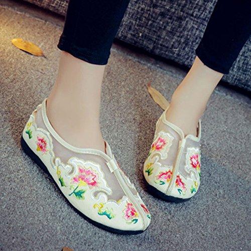 Der Die spray Stickerei white Casual Damen Frauen Frauen Sneaker Schuhe NGRDX amp;G Frauen Frühling Hwq1Xx4xC