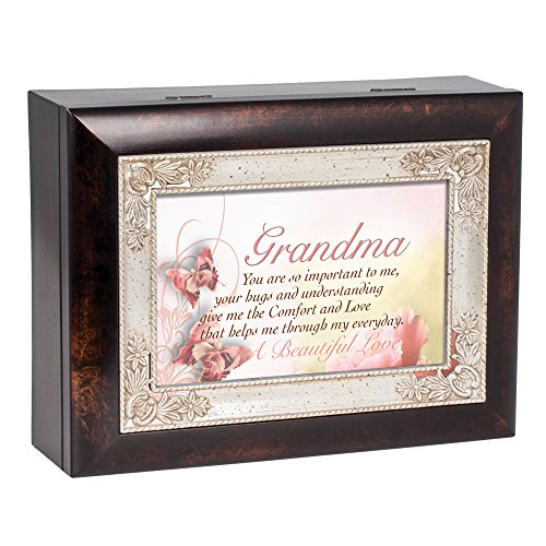 Grandma A Beautiful Love Italian Inspired Music Musical Jewelry Plays Wind Beneath My Wings by Cottage Garden Collections (Image #2)