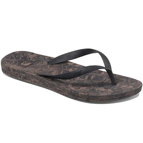 cbd8709a34e35 Reef Women s Escape Lux Plus Swirl Sandals