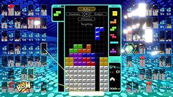 Tetris 99 + 12 Month Nintendo Switch Online Individual Membership ...