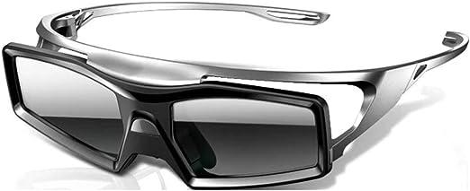 Gafas De Obturador Activo 3D Gafas 3D Incorporado Batería De Litio ...