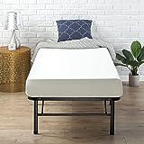 "Zinus Memory Foam 6 Inch Green Tea Cot Size / RV Bunk / Guest Bed Replacement / 30"" x 75"" Mattress, Narrow Twin"
