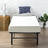 Zinus Memory Foam 6 Inch Green Tea Mattress, Narrow Twin/Cot Size/RV Bunk/Guest Bed Replacement/30 x 75'