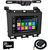 Otto Navi DVD GPS Navigation Multimedia Radio and Kit for Nissan Maxima 2009-2014 with Back up camera and extra