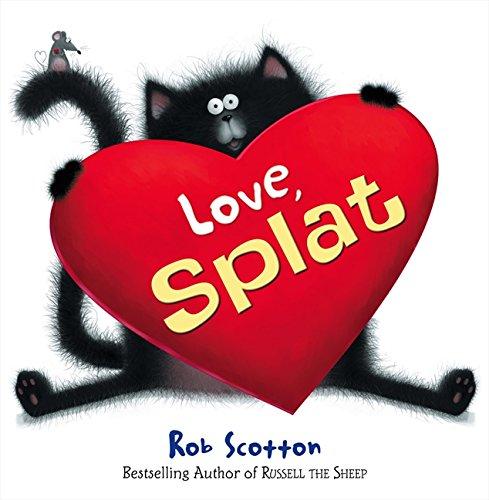 Love, Splat Mini HB (Splat the Cat)