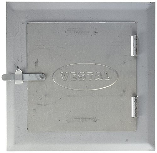 Marshall Vestal Mfg ST 88 Steel Cleanout Door 8 X 8 In.